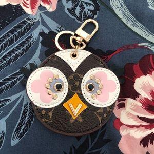 Accessories - Cute Owl Keychain